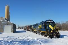 KB&S - Kankakee (Jesse B - IL) Tags: railroad rr southern and kbs kankakee beaverville kbsr