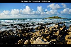 721_D7B7148_bis_Isola_delle _Femmine (Vater_fotografo) Tags: panorama seascape nikon nuvole mare nuvola natura nave cielo palermo nube sicilia onde nwn scogli isoladellefemmine isolotto nikonclubit salvatoreciambra vaterfotografo