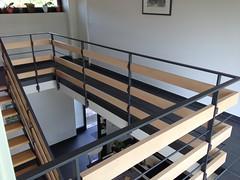 Treppe-Geländer