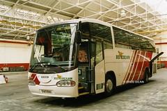 Bus Eireann SI8 (98D10325). (Fred Dean Jnr) Tags: dublin bus century coach scania broadstone july1998 buseireann irizar l94 si8 buseireannbroadstonedepot 98d10325 r884sdt