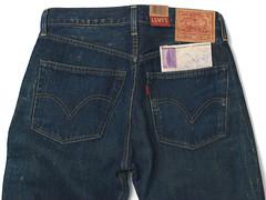 """Levi's Vintage Clothing / 501XX 1947 """"Menace"""" (yymkw) Tags: vintage clothing levis menace 1947 501xx"""