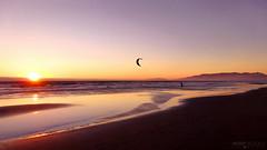 Ocean Beach, San Francisco - California (Andrea Moscato) Tags: ocean sunset sea usa beach water america us sand tramonto mare unitedstates pacificocean acqua kitesurf spiaggia pacifico oceano sabbia statiuniti mygearandme mygearandmepremium mygearandmebronze mygearandmesilver mygearandmegold photographyforrecreationeliteclub flickrsfinestimages2 andreamoscato infinitexposure