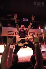 Sober @ Guadalajara (Varo Metal Circus) Tags: madrid music rock metal canon concert live concierto guadalajara heavymetal msica sober letargo 2013 antoniobernardini eos500d carlosescobedo salaxido eosrebelt1i