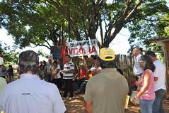 Paulistnia 2014-01-29 - Posse da terra da Fazenda Tropical para o INCRA (32) (Ana Perugini) Tags: pt assentamento paulicia anaperugini