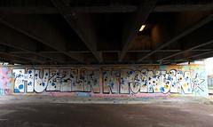 graffiti (wojofoto) Tags: amsterdam streetart wojofoto graffiti hof amsterdamsebrug flevopark nederland netherland holland wolfgangjosten