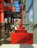 Burger King (mknt367 (Panda)) Tags: windows red sun architecture design colorful shadows interior burgerking motor aeroengine 1403 eislingen