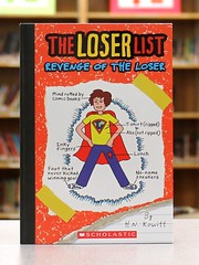 Revenge of the Loser (Vernon Barford School Library) Tags: new school fiction reading book high library libraries loser reads books read paperback revenge cover list junior novel covers bookcover schools pick middle popular vernon quick losers recent jealousy picks bookcovers paperbacks hn novels fictional popularity barford softcover quickpicks kowitt quickpick vernonbarford softcovers 9780545426114