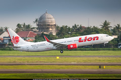 CGK.2015 # JT B739 PK-LHZ - awp (CHR / AeroWorldpictures Team) Tags: lion air boeing 7379gperwl cn 38305 3807 engines cfmi cfm567b26e reg pklhz history aircraft first flight renton rnt wa usa delivered lionair jt lni leased jsa config cabin y213 b737 b739 b737900 wl winglets takeoff runway planes aircrafts airplanes avion planespotting jakarta airport cgk indonesia asia asian airlines lowcost nikon d300s zoomlenses nikkor 70300vr lightroom lr5 raw awp soekarnohatta bandara udara