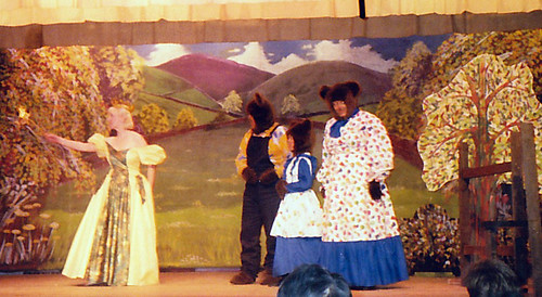 1993 Goldilocks and the Three Bears 18