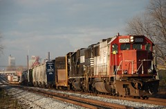 CEFX SD60 6009-AB47 (southernrailway7000) Tags: norfolksouthernrailroad cefxsd606009
