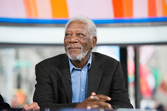 Morgan Freeman. (Nathan Congleton) Tags: morganfreeman goinginstyle actor celebrity oscarwinner movie broadway showbusiness