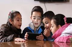 Suriye'li çocukların eğitimleri için mobil oyun yarışması düzenlendi (Teknoformat) Tags: arapça eğitim mobiluygulama mülteci norveç oyun suriye unesco