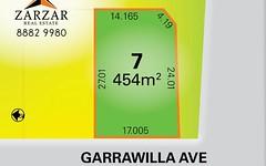 Lot 7 Garrawilla Ave, Kellyville NSW