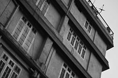 Grey corner (abrinsky) Tags: india nagaland kohima building