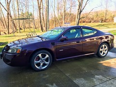 What a perfect day to wash this beauty! . #GXP #grandprix #carman (joshleew2010) Tags: gxp grandprix carman