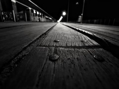 Les Planches (Fabdub) Tags: normandy deauville blackwhite samsungs7edge nightshot noirblanc noiretblanc outdoors noperson perspective cityscapes city flickrunitedaward flickrunitedwinner bokeh