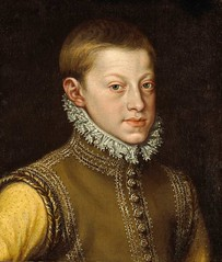 http://bit.ly/2nZ9StP Alonso Sánchez Coello (Valencia 1531/2 – Madrid 1588) Portrait of Emperor Rudolph II, as a young man, aged approximately 14 or 15 years old, bust length Oil on canvas 47 x 40 cms Private Collection Alonso Sánchez Coello's initiation (ArtAppreciated) Tags: fineart painting blogs tumblr artblogs artappreciated artoftheday artofdarkness artofdarknessco artofdarknessblog