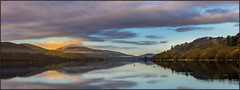 Llyn Tegid, Bala (SJM_Photography) Tags: bala tegid lake wales mist landscape clouds water morning sunrise hills mountains