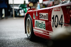 Alexander Rittweger and Sam Hancock - 1973 Alfa Romeo Tipo 33T12 at the 2017 Goodwood 75th Members Meeting (Photo 1) (Dave Adams Automotive Images) Tags: 75mm 75thmembersmeeting auto autombiles automotive cars classiccars classicmotorsport classicracing daai daveadams daveadamsautomotiveimages goodwood goodwood75thmembersmeeting goodwoodmembersmeeting heritage motorsport racing racingcars vintage wwwdaaicouk alexanderrittweger samhancock 1973alfaromeotipo33t12 1973 alfa romeo tipo 33t12