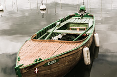 The Swiss boat (gregory.sevin) Tags: boat wood swiss yvoire lake leman france