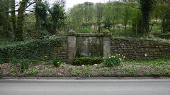 ruins (dave_attrill) Tags: main street a623 well roadside stoney middleton derbyshire peak district century village near eyam calver ancient highway limestone burning industry besom bootmaking candle roman settlement lord denman architecture outdoor hope valley historic mid 17th april 2017 national park white lead mining mines domesday book