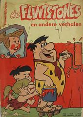 Flintstones (Steenvoorde Leen - 4 ml views) Tags: flinstones 1965 fred flintstone wilma barney rubble betty striptijdschrift comic