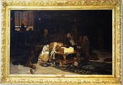 Teruel pintura Mausoleo de los Amantes 04 (Rafael Gomez - http://micamara.es) Tags: teruel de los amantes mausoleo pintura