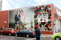 G-Star RAW (Always Hand Paint) Tags: 2017 b145 brooklyn gstarraw gstarrawcomplete newyork ooh retail williamvalehotel williamsburg advertising alwayshandpaint colossal colossalmedia complete final handpaint mural muraladvertising outdoor pedestrianpedestrians skyhighmurals streetlevel sunny urbanfashion winter