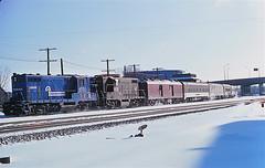 CR 5711                  2-1980 (C E Turley) Tags: railroad railway trains olympic adirondack