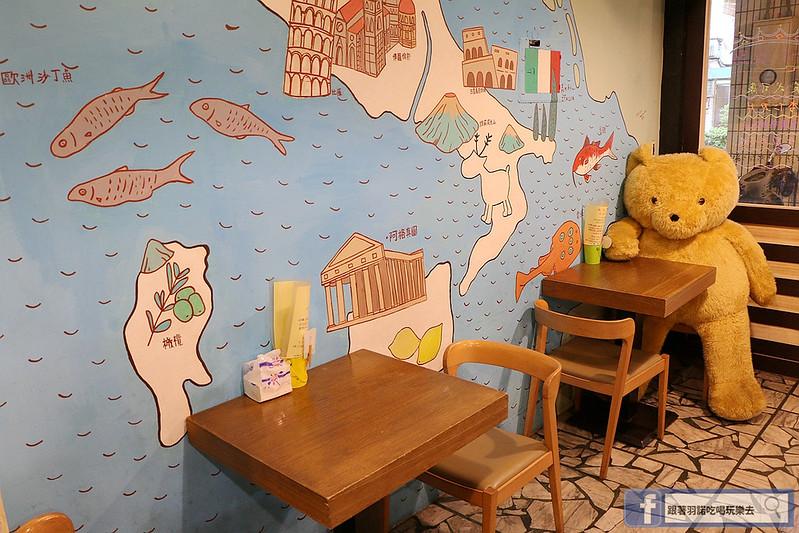 蘆洲早午餐麋鹿小館獨特每日限定私房料理餐廳006