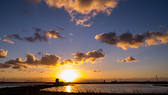 DSCF4674 (Thorsten Burkard) Tags: trapani sunset color blue sicily italy
