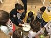 #LaAntiguaEduca en Museo del Gas (QUESERIA LA ANTIGUA) Tags: queso quesodeoveja laantiguaeduca fundaciongasnaturalfenosa gasnatural gasnaturalfenosa