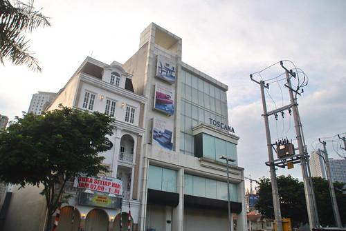 Tipikal Ruko Surabaya Barat