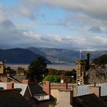Rooftops in Llandudno, Wales thumbnail