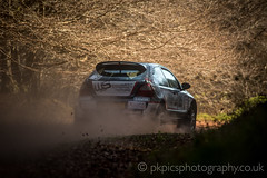 Rally WSM Back (PKpics1) Tags: rally somerset somersetstages exmoor cars track dust dirt