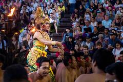 Kecak Dance, Bali (Rajan Raju) Tags: art asia dance indonesia uluwatu kecakdance bali ramayana