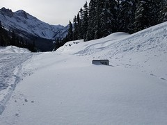 Maintenance work on SR 20 (WSDOT) Tags: aep northcascades northcascadeshighway sr20 concrete newhalem mazama avalanche clearingsnow