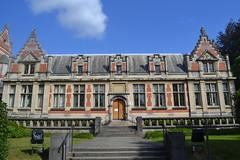 ULB - Gebouw A, Brussel (Erf-goed.be) Tags: gebouwa ulb brussel archeonet geotagged geo:lon=43813 geo:lat=508118