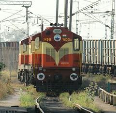 Vskp Apu Fitted Wdg3a At Krba (Praveen pkmrm) Tags: 14911wdg3a visakhapatnam korba indianrailways