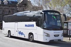 AD62AAA  McLeans (Ace Travel), Airdrie (highlandreiver) Tags: ad62aaa ad62 aaa mcleans coaches ace travel airdrie lanarkshire edinburgh vdl futura 2 bus coach carlisle cumbria