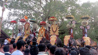 Thrissur Chelakottukara Sree Maheswara Bhagavathy Temple Makayiram Mahotsavam 5