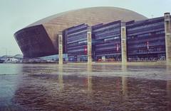 Cardiff Bay (CharlieGough) Tags: cardiff bay millennium centre water