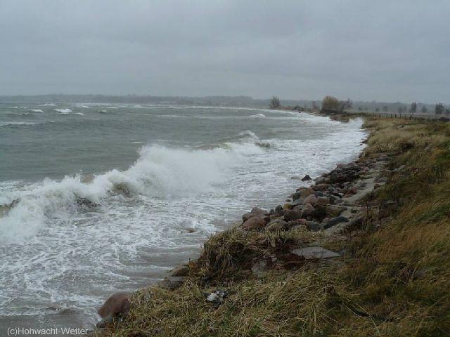 Sturmhochwasser 22.03.08