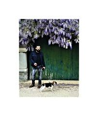 Springs.- Primaveras. (Poldarkk) Tags: bimba pet beagle dog hendaye poldarkk irun soul naked alma desnuda arte art springs self selfportrait