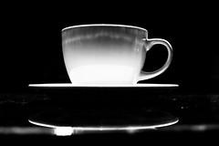 04 Late Night Coffee (jeanettefellows) Tags: clarke hotel waukesha wisconsin coffee cup mug drink beverage ominous intimidating blackandwhite