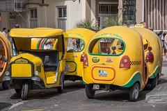LA HAVANE (dekeyserjacques) Tags: voitures vacancescubavoyages taxis