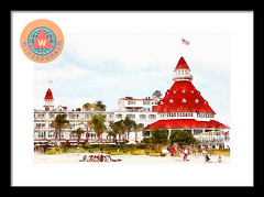 Hotel Del Coronado In Coronado California (wingsdomain.com) Tags: wingsdomain coronado california ca delcor delcoronado hoteldelcoronado coronadohotel delcoronadohotel hoteldelcor thedel hotel hotels motel motels architecture victorian villa cottage hospitality hotelresort hotelresorts resort resorts beachresort beach beaches sand sandy ocean pacificocean sandiego island islands coronadoisland south southerncalifornia vacation fun cheerful happy historical landmark vintage old classic watercolor wingtong buy purchase sell forsale prints poster posters framedprint canvasprint metalprint fineart wallart walldecor homedecor greetingcard artprint art photograph photography