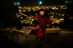 106年4月9日藍天大樓-8 (lobster660212) Tags: 日本 大阪 夜景 大樓