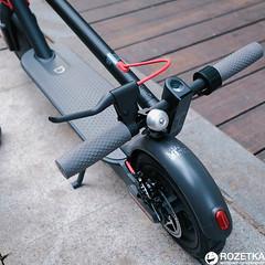 Xiaomi M365 IP54 12.5kg Ultra-light 30km Long Life Folding Electric Scooter Intelligent BMS Double Brake System 25 kmh Max. Load 100kg Two Wheels Electric Scooter (45) (vibedkdk) Tags: xiaomi m365 ip54 125kg ultralight 30km long life folding electric scooter intelligent bms double brake system 25 kmh max load 100kg two wheels best e bike 2017