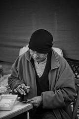 Bilston Market (Jemma Graham) Tags: documentary documentarygroup metro midlandmetroproject rps street portrait people blackandwhite xt2 fujifilm fujifilmxt2